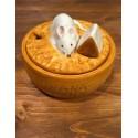 Käse Schüssel Mäuse