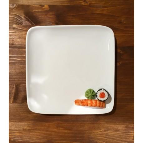 Teller Rechteck Sushi