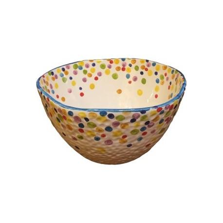 Colored confetti