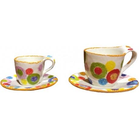 Le Tazze - Espresso - The - Cappuccino